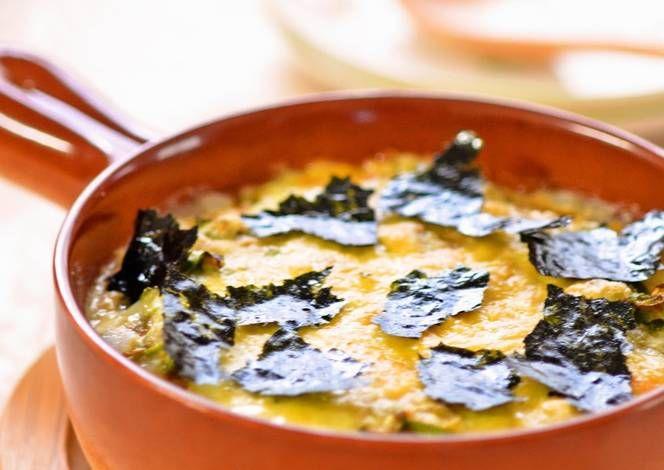 Korean Mochi au Gratin Recipe -  Yummy this dish is very delicous. Let's make Korean Mochi au Gratin in your home!