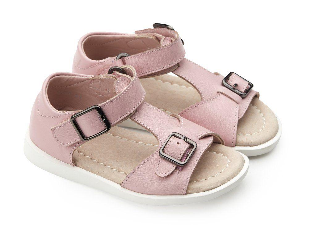 c35c9500fbebc Stride Rite Olive Toddler Girls  Fisherman Sandals