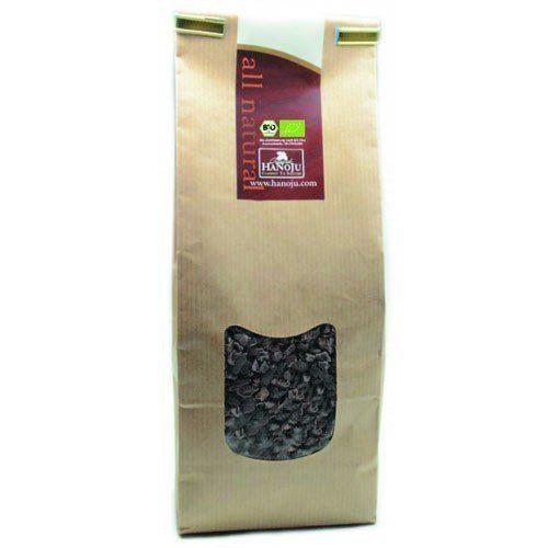 Bio Kakao Nibs, 500g im Paperbag, Bio-zertifiziert von Hanoju, http ...