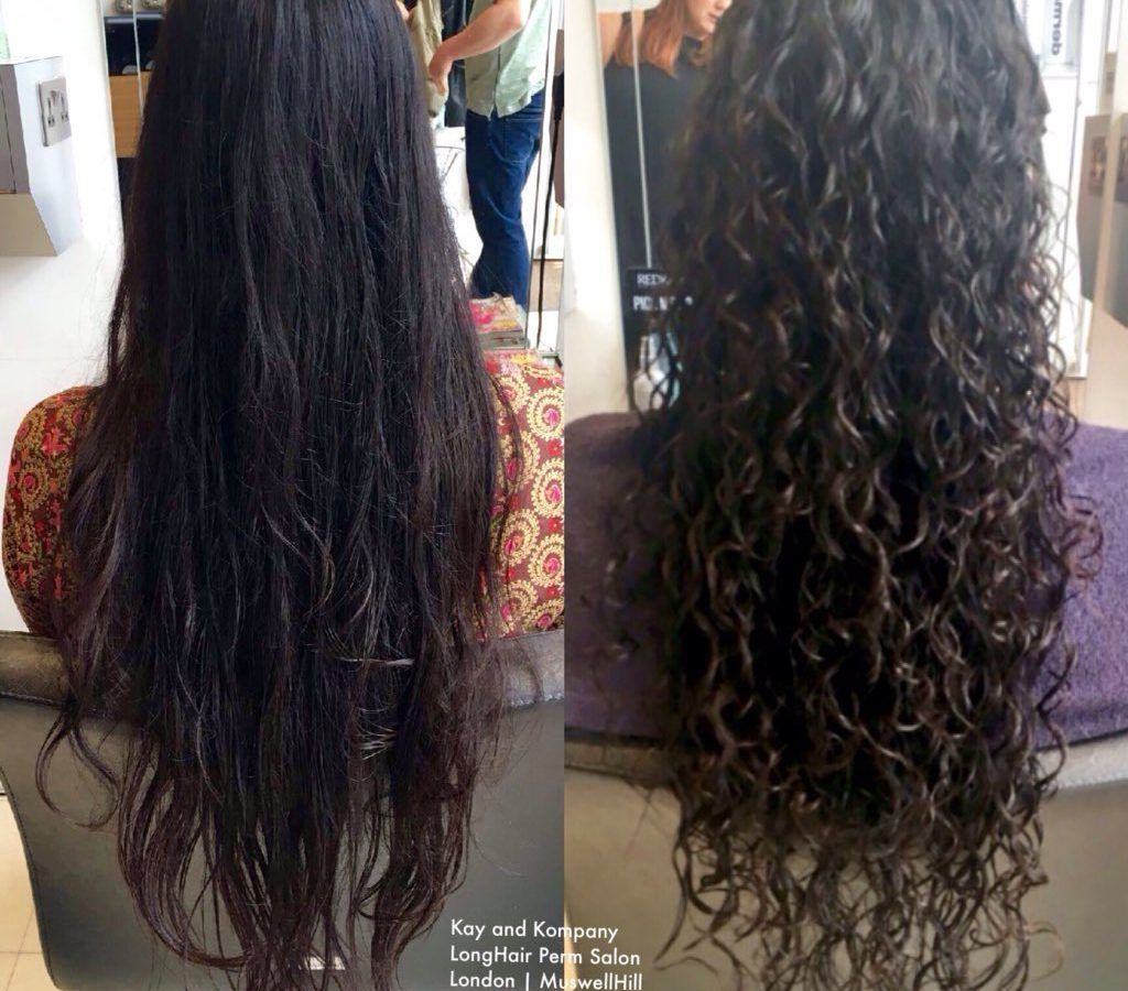 Women Haircuts Before And After Plastic Surgery Spiral Perm Short Hair Hair Styles Short Permed Hair