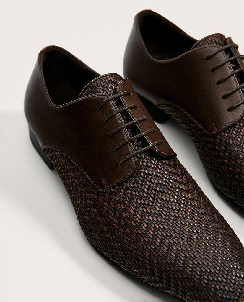 Modèles De Chaussures Zara Pour Hommes