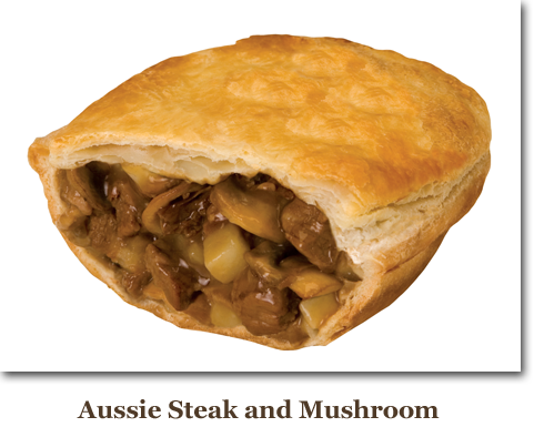 Australian traditional meat pies