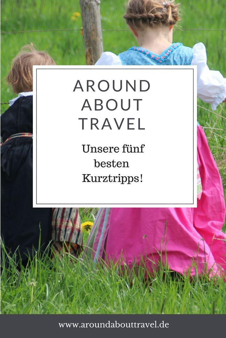 Photo of Unsere fünf besten Kurztripps mit Kindern – Around About Travel