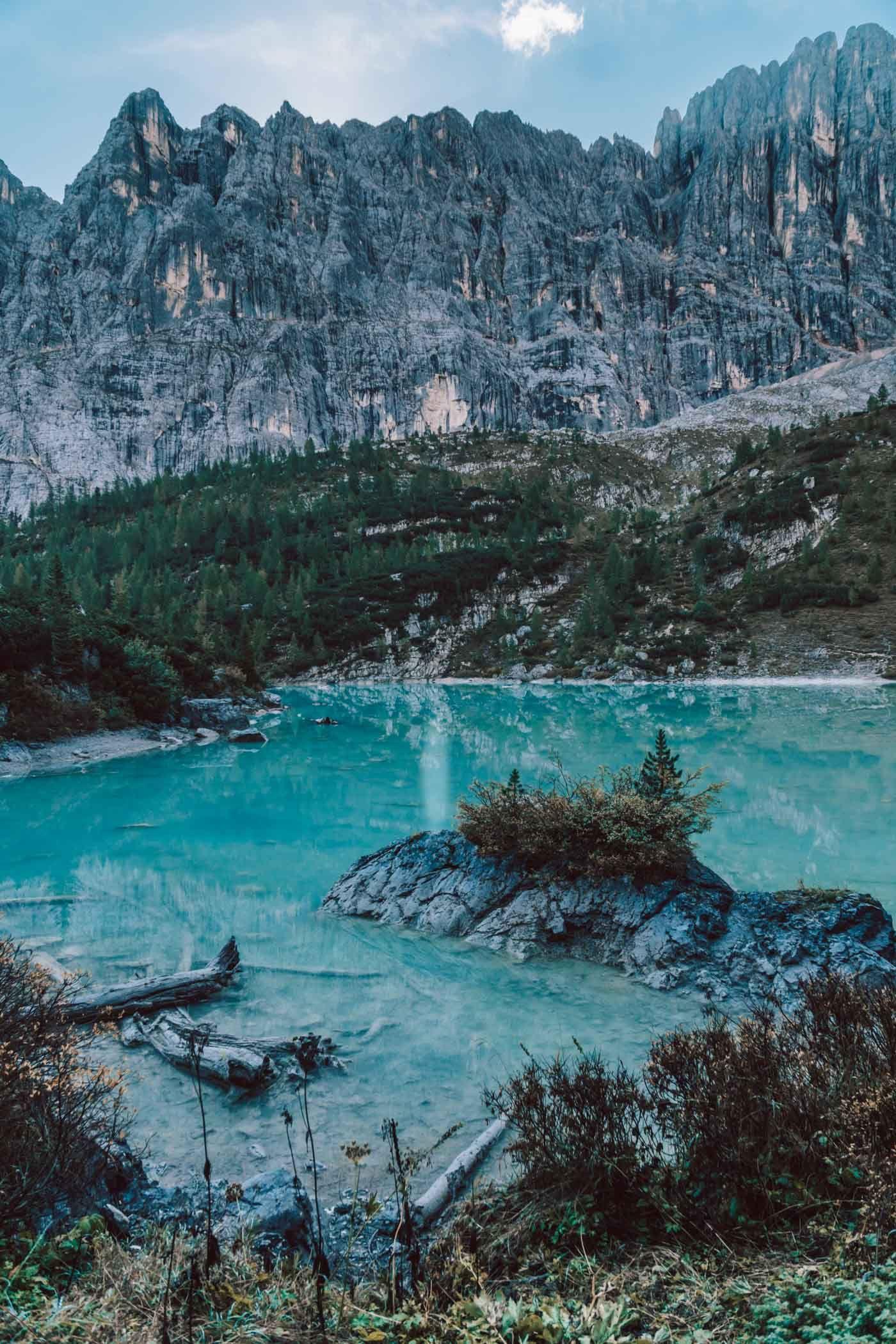 Photo of Hiking: Lago di Sorapis in Italy – LOVELY