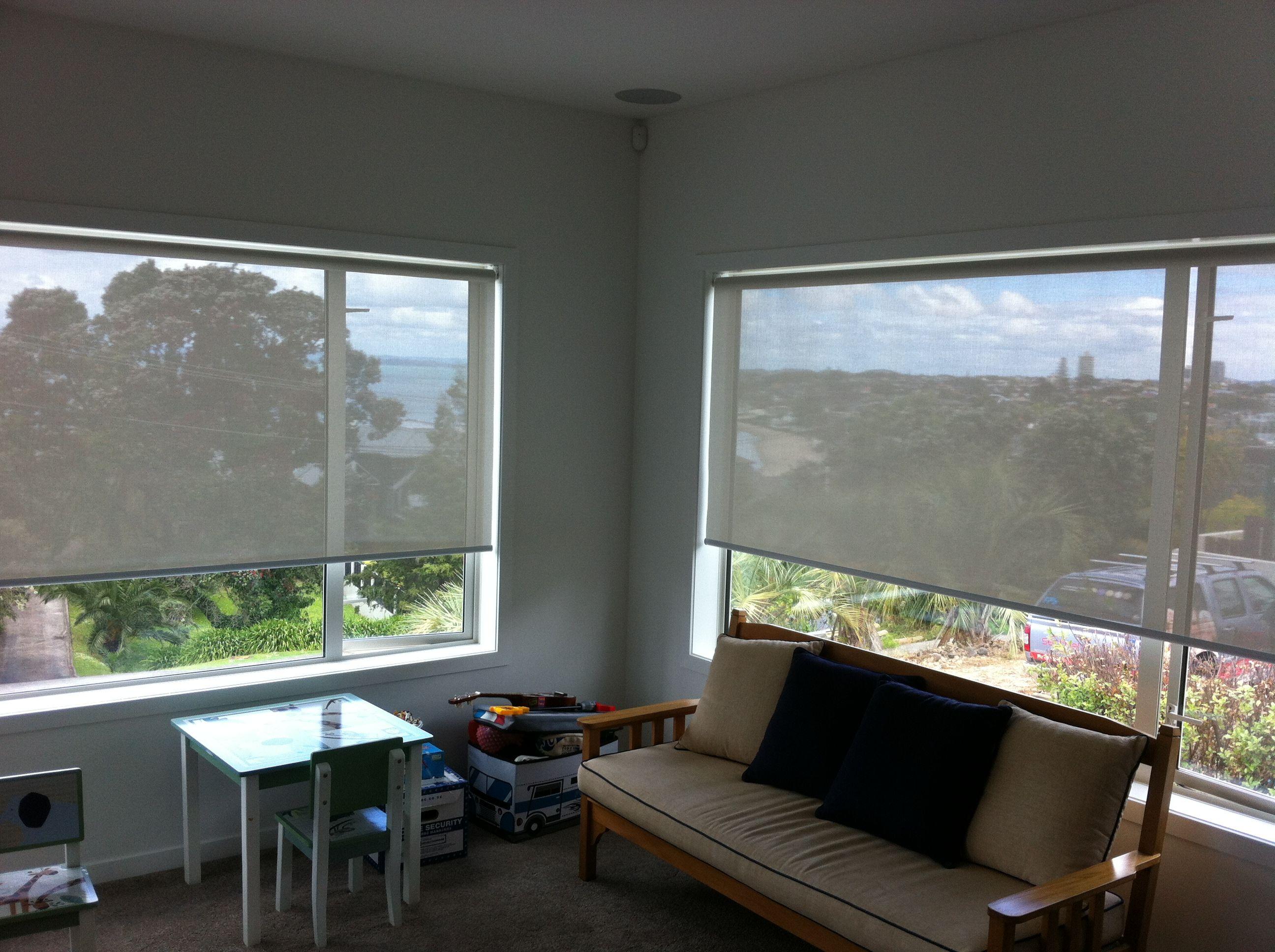 Blinds Online Homebrand Plus Sunscreen Rollerblinds Blindsonline Net Nz Blinds Online Blinds Honeycomb Blinds