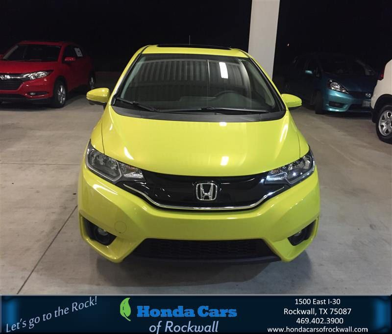 Congratulations pattie on your honda fit from paige