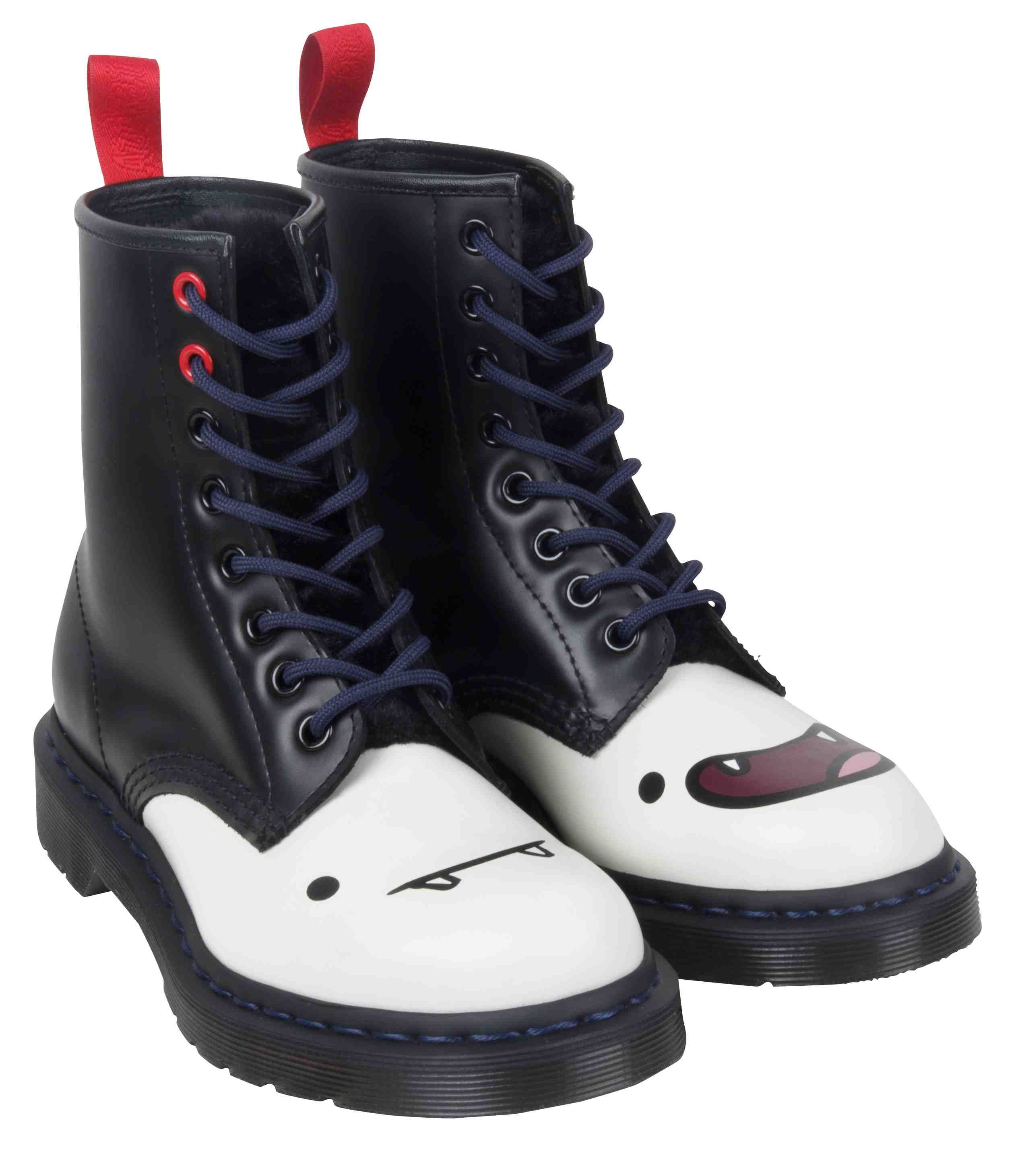 Martens adventure time Marceline boots Looking for these boots size 7 or 8  Dr.