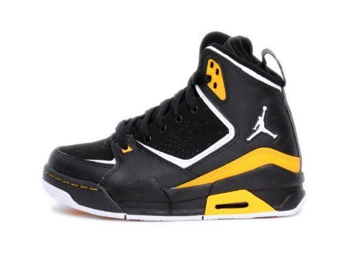 low priced cc7d4 cc8f4 Nike Air Jordan SC-2 (GS) Boys Basketball Shoes 454088-035 Black 7 M US  Jordan.  84.99