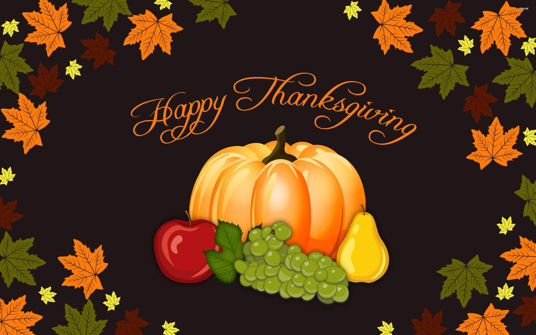Happy thanksgiving wallpaper hd wallpaper thanksgiving