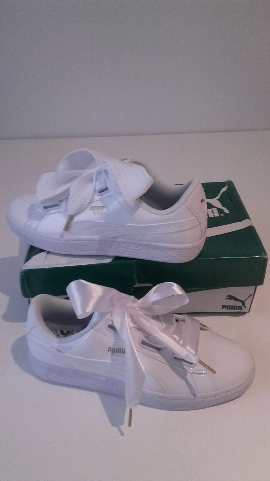 Puma Basket Heart Available Sizes 35 Until 40 Price 62 And Shipping Costs