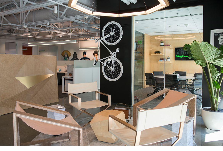 The Culver Studios Commercial Office Design Life Design