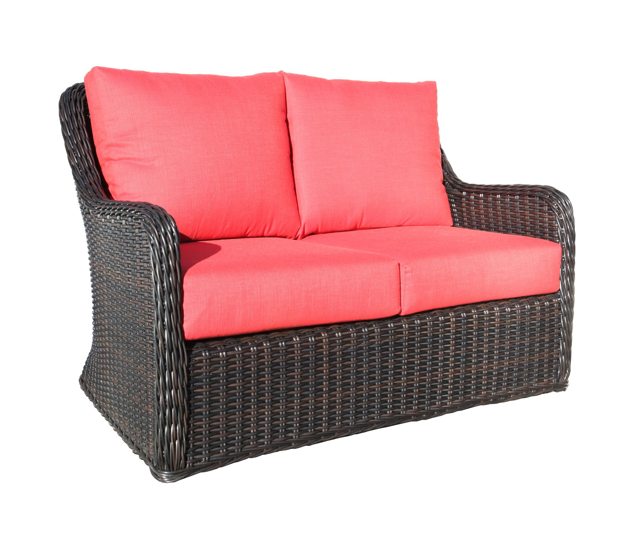 Outdoor Wicker Patio Furniture - Dune Loveseat | Furniture ... on Dune Outdoor Living id=27594