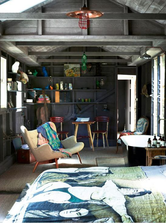 how to create eclectic style interior