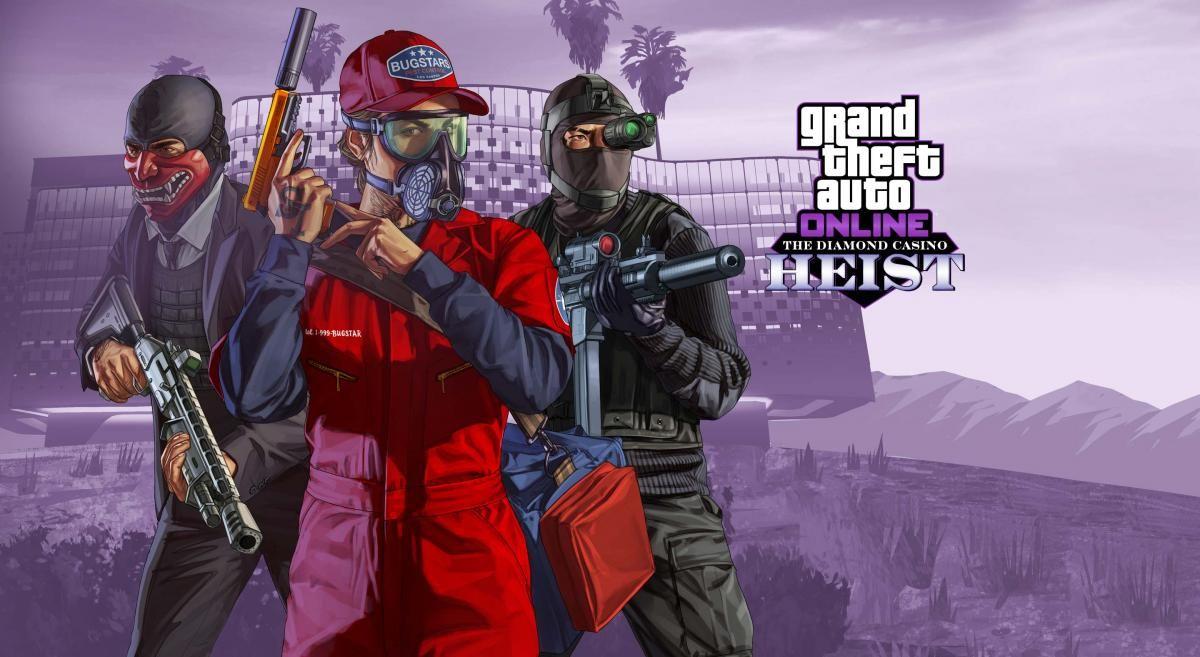 Gta Online How To Complete The Fleeca Job Heist Gta Online Grand Theft Auto Gta