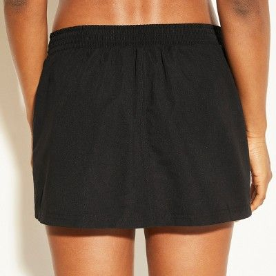 7469cf680b740 Women s Supplex Swim Skirt - Kona Sol Black XL
