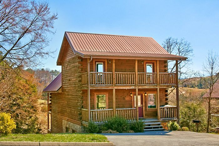 Dippidi Do   4 Bedroom 4 Bath Cabin Pigeon Forge Near Dollywood, Cabin In