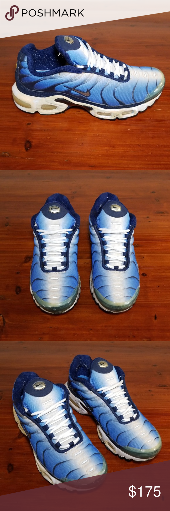 sports shoes 0f8d6 9077e 1999 Nike Air Max Plus TN. Original Hyper Blue. 7. Deadstock ...