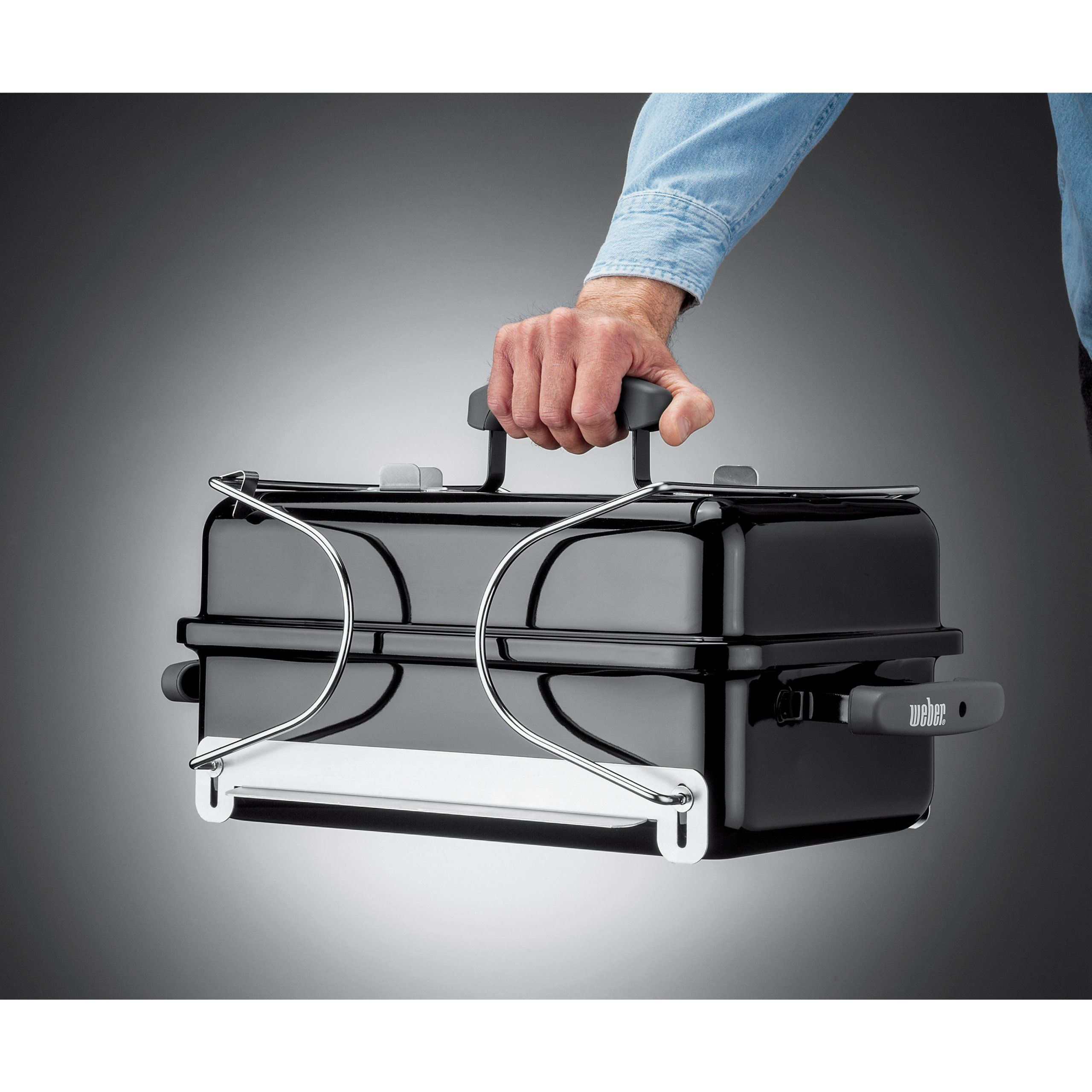Weber 121020 Goanywhere Charcoal Grill Want Additional Info