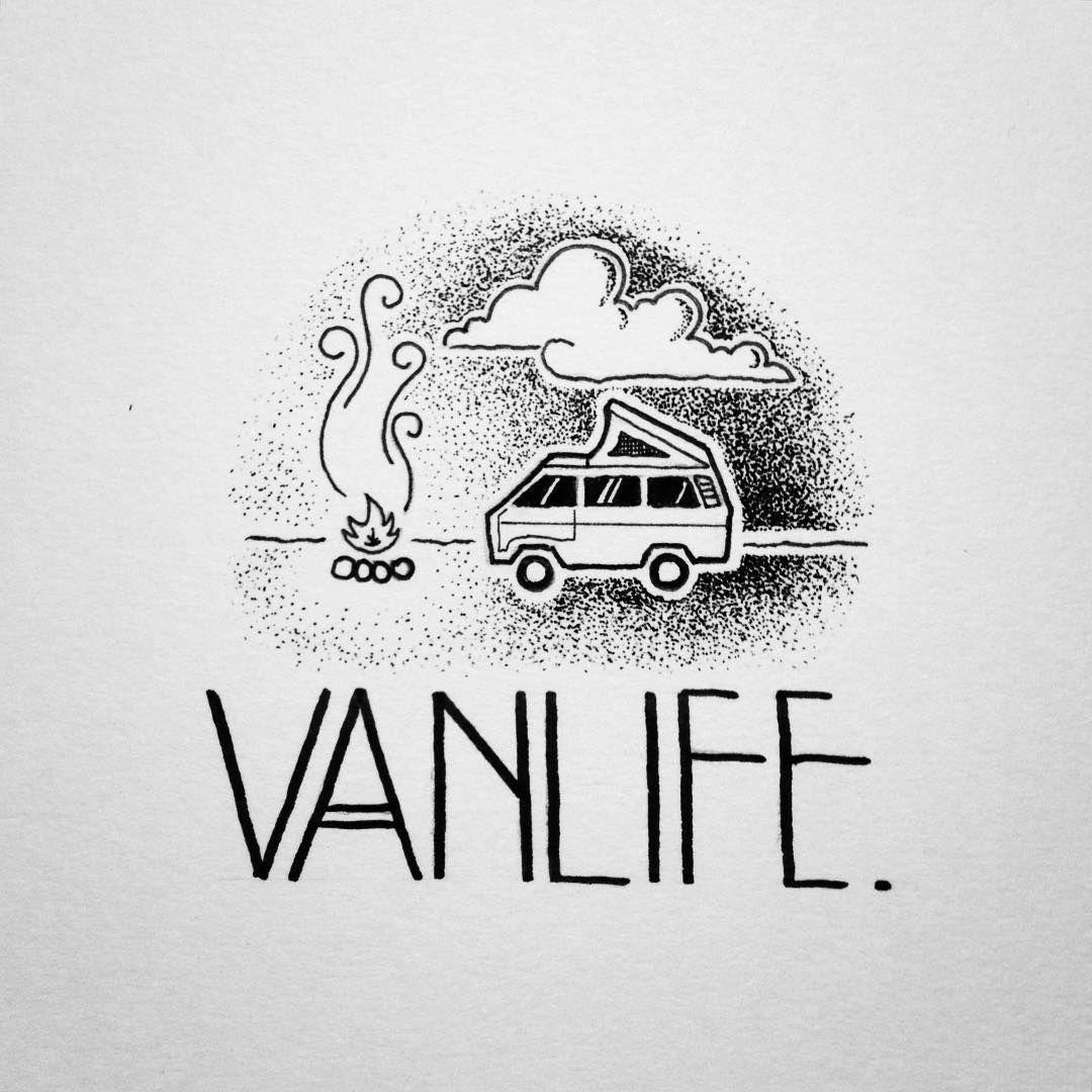 A (not so) quick doodle. #drawing #art #doodle #doodling #penandink #micron #design #graphicdesign #draw #sketchbook #typography #typeface #illustration #illustree #vanlife #vanagonlife #vanlifediaries #westy #westfalia #vw #campervan #campvibes #oregon #pnw #upperleftusa #homeiswhereyouparkit #stippling #dotwork #adventure #adventuremobile