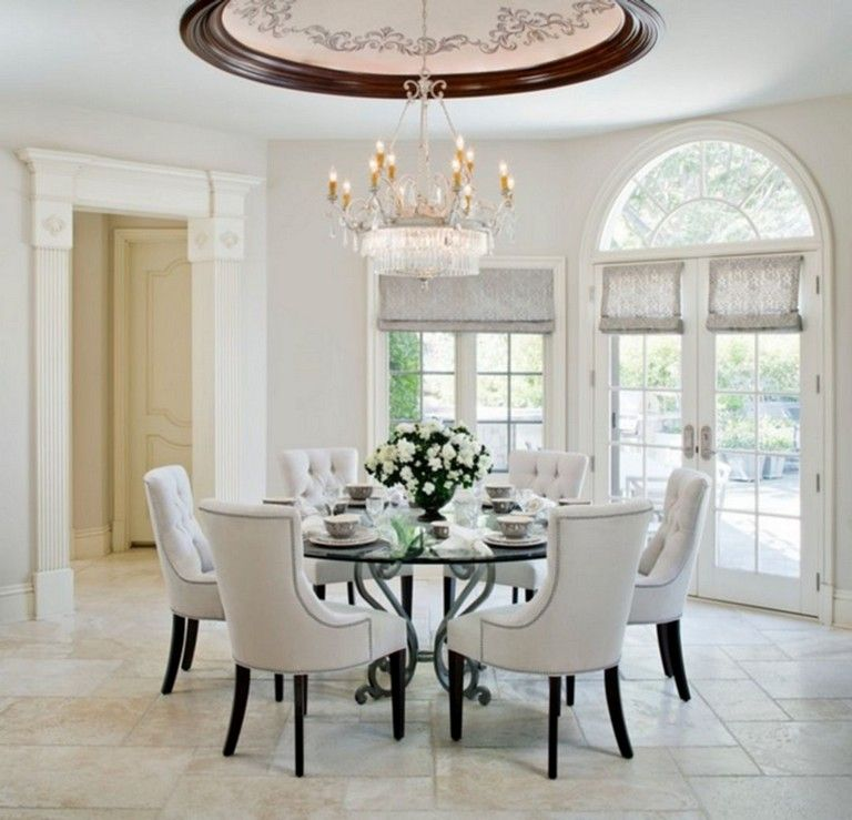 25 Awesome Traditional Dining Design Ideas: 25+ Awesome Modern French Provincial Design Ideas