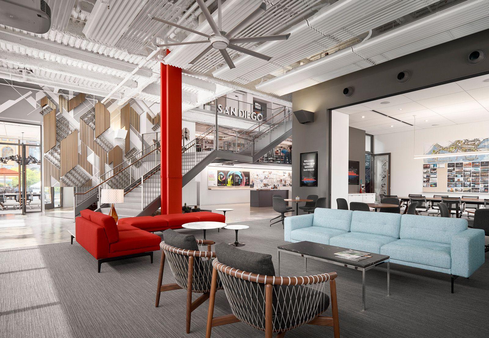 interior design san diego. Gensler Offices - San Diego 2 Interior Design