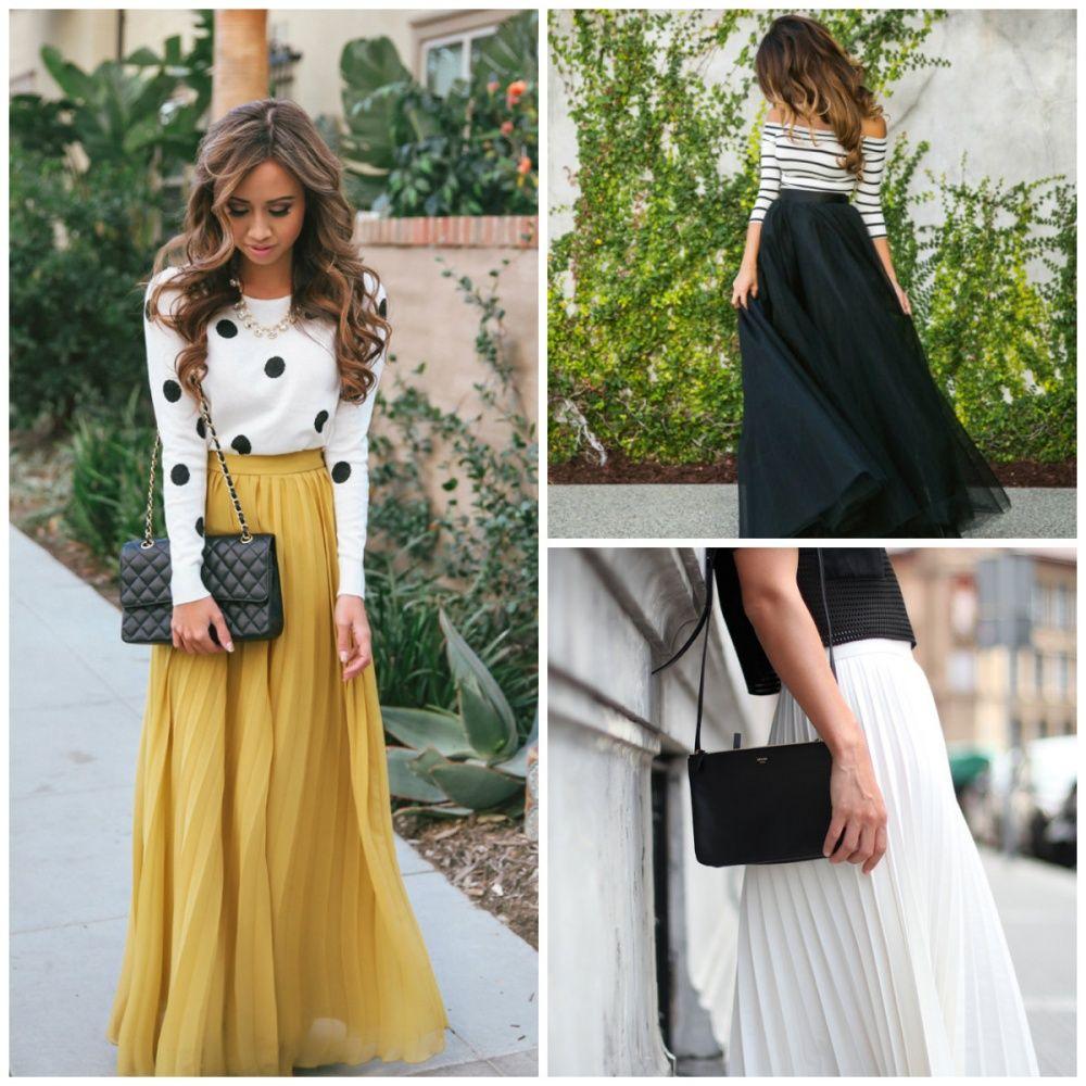 12 Prendas femeninas que nunca pasan de moda | Moda, Moda faldas, De moda