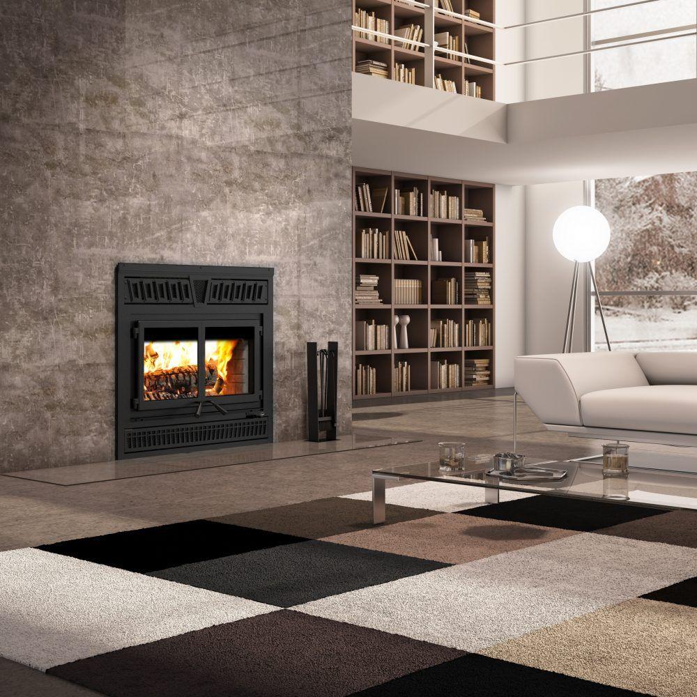 Fireplace Xtrordinair 564 High Output in 2020   Fireplace ...