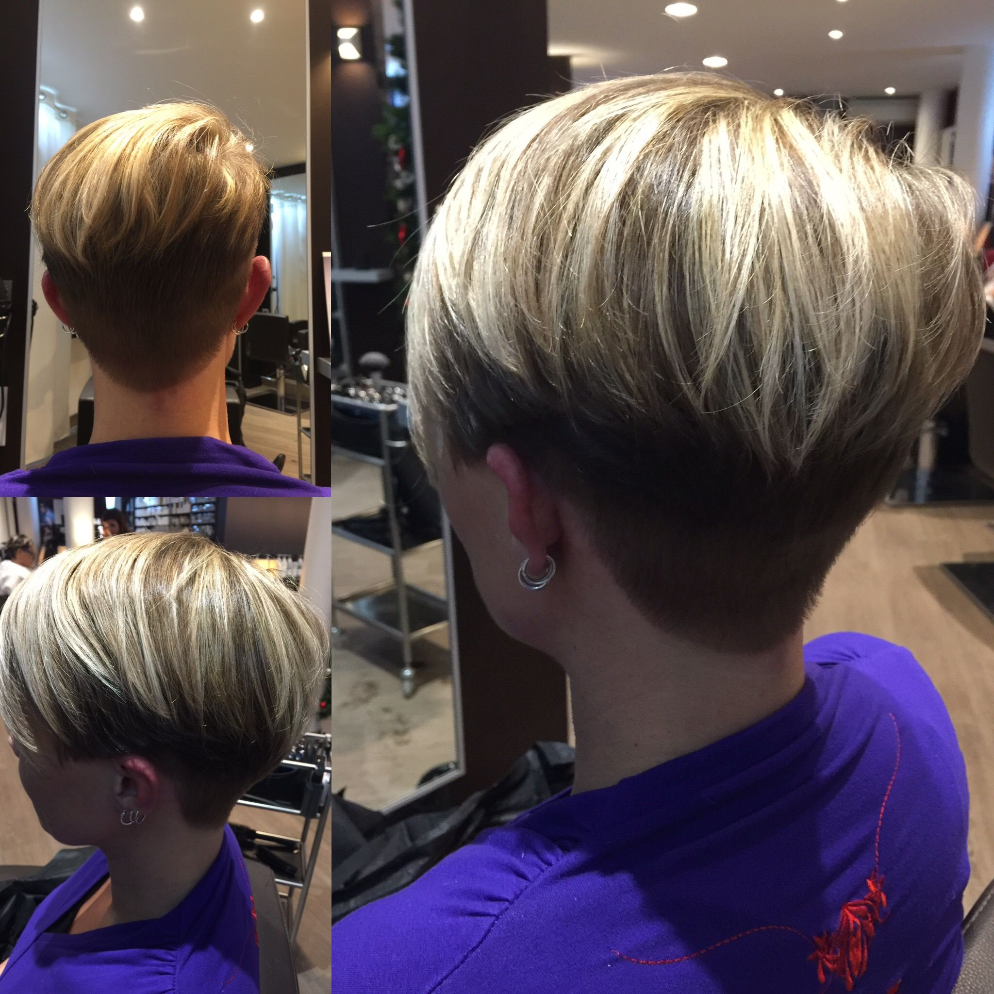 Cheveux Court Johnpaul Coiffeurs Hair Styles Boudoir Makeup Hairstyle