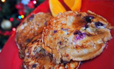 Banana blueberry pancake – Search Results – Simply Taralynn