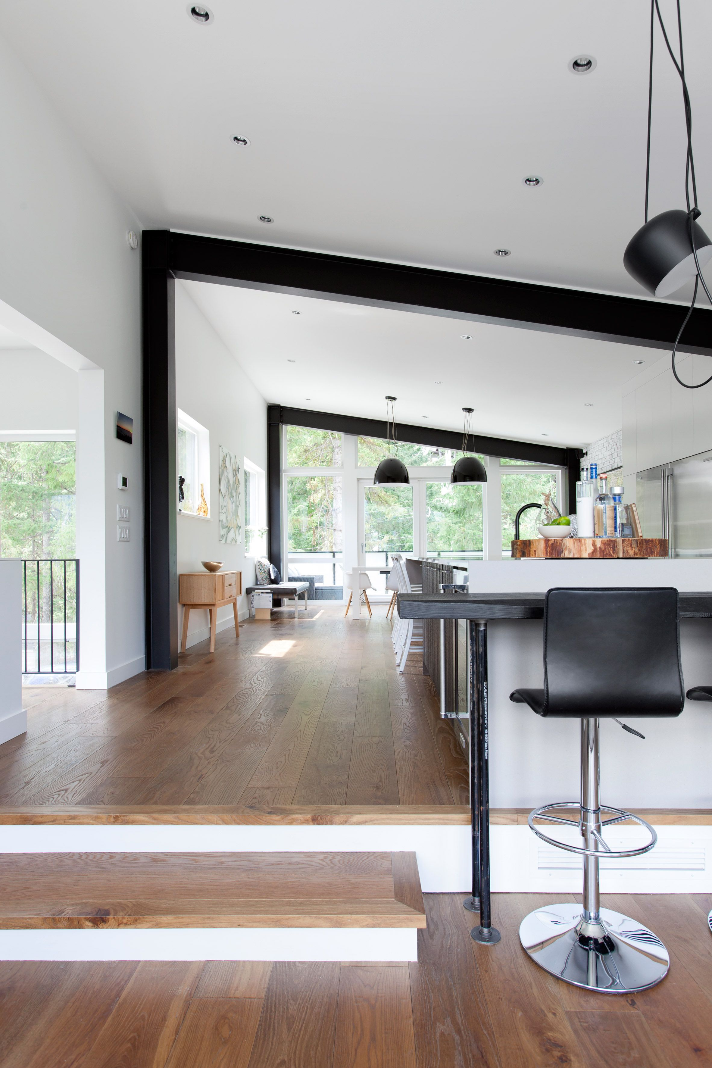 Drifter way by stark architecture open plan kitchen ideas interior design inspiration also renovation in rh pinterest