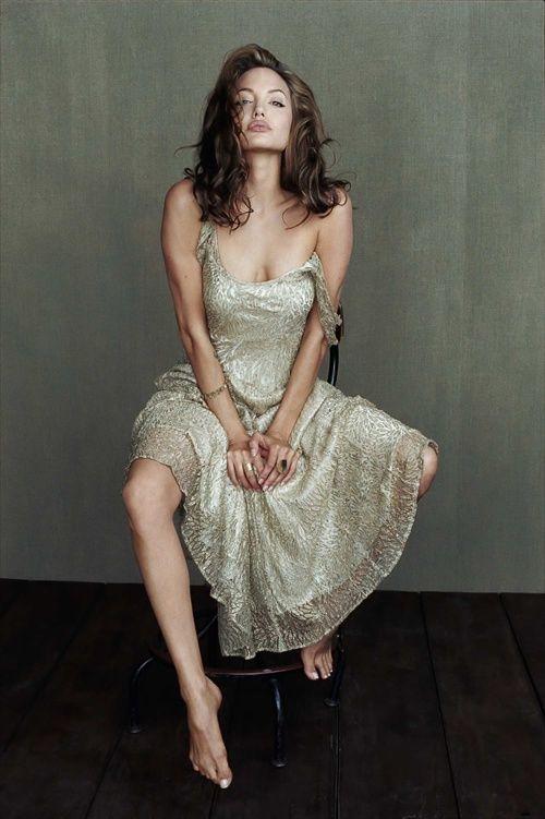 Angelina,foto de Yariv Milchan