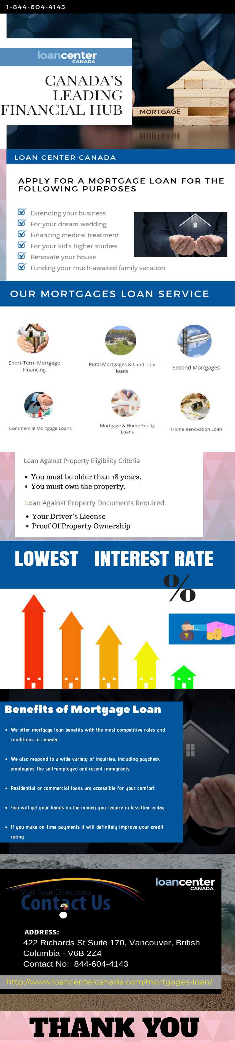 Get Mortgage Loans With Us We Are A Highly Reputable Company In Canada We Provide A Fast And Easy Mortgage L Mortgage Loans Business Loans Loan Consolidation