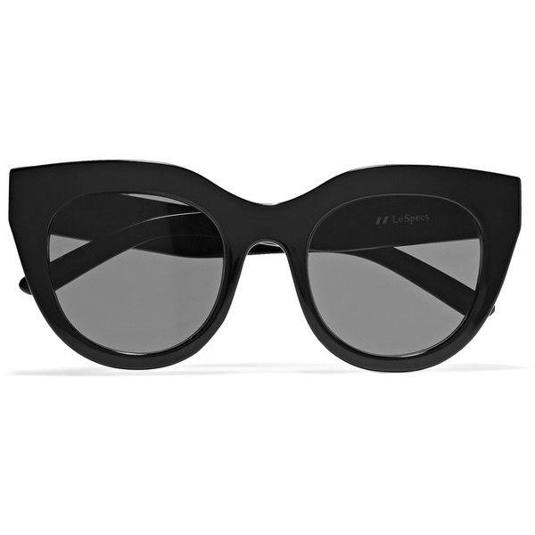 Oeil De Chat Lunettes De Soleil En Forme - Le Noir Spécifications PMtbHs