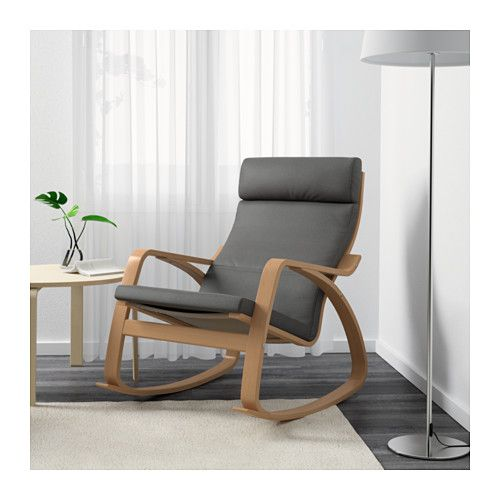 Sedia A Dondolo Ikea Bianca.Mobili E Accessori Per L Arredamento Della Casa Apartment