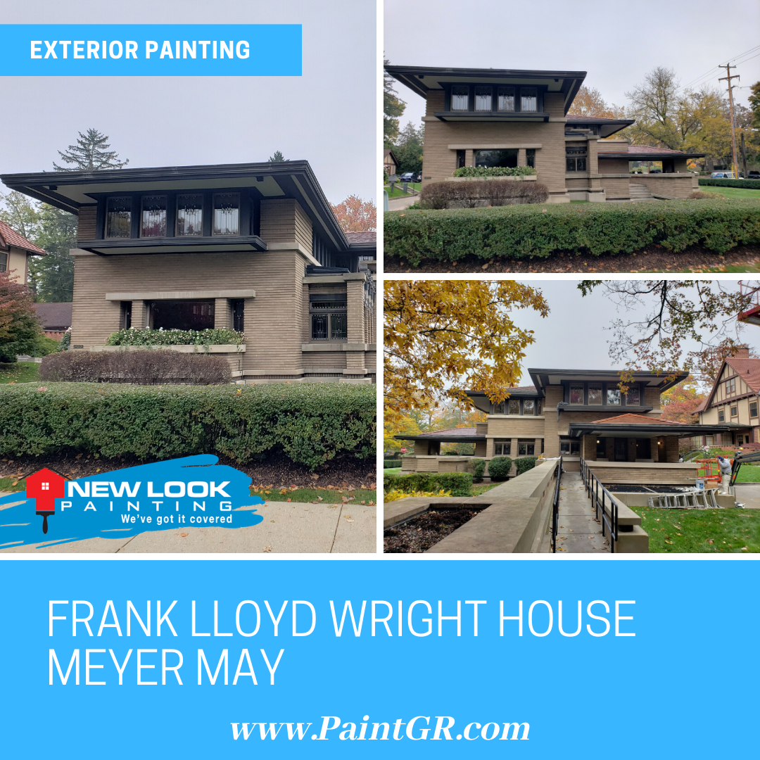 Home Interiorpaint Design: Frank Lloyd Wright Is One Of The Most Recognized Names In