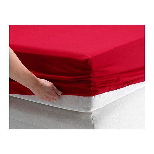 DVALA Drap housse IKEA Drap housse pour matelas de 26 cm d&apos