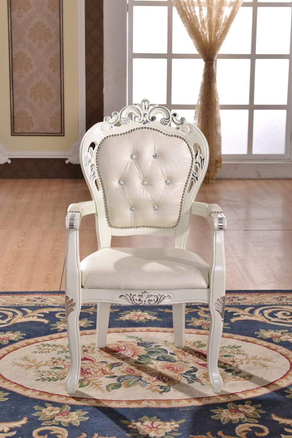 77 Antique White Office Chair Used Home Furniture Check More At Http