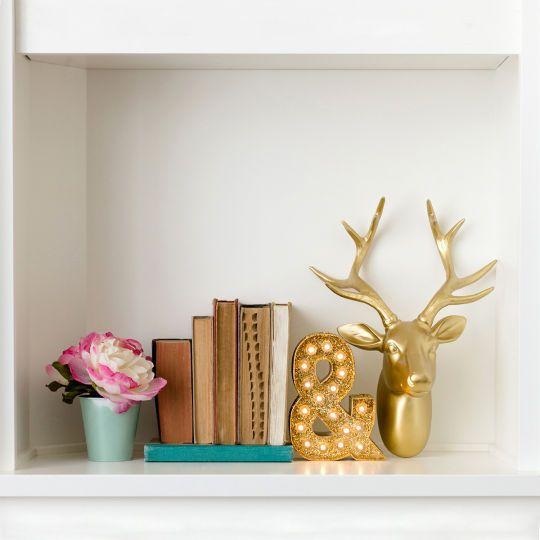 Heidi Swapp™ Marquee Love® Letter Kit, GHeidi Swapp Marquee Love - sample love letter