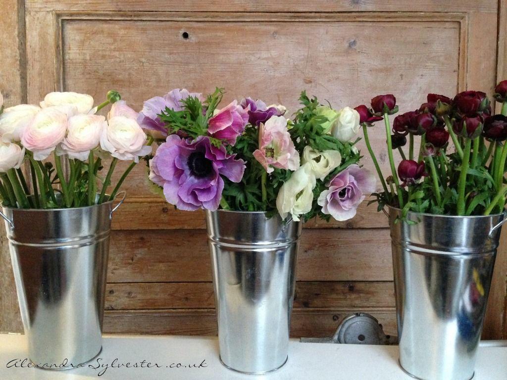 Ranunculus And Anemones Wedding 2 Pinterest Ranunculus Floral