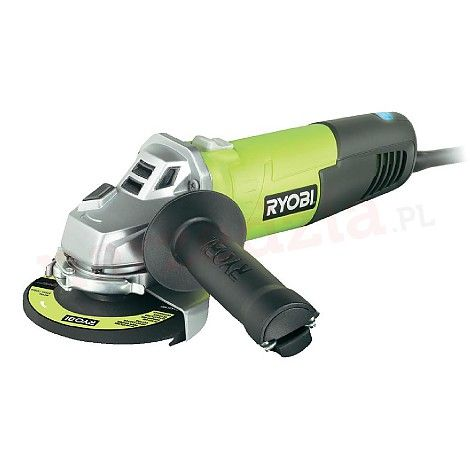 Szlifierka Katowa Ryobi Eag750rb Ryobi Dane Techniczne Moc 750w Srednica Tarczy 125mm Liczba Obrot Outdoor Power Equipment Vacuum Cleaner Home Appliances