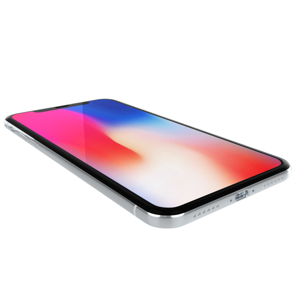 Apple Iphone X Png Image Apple Iphone Iphone Smartphone