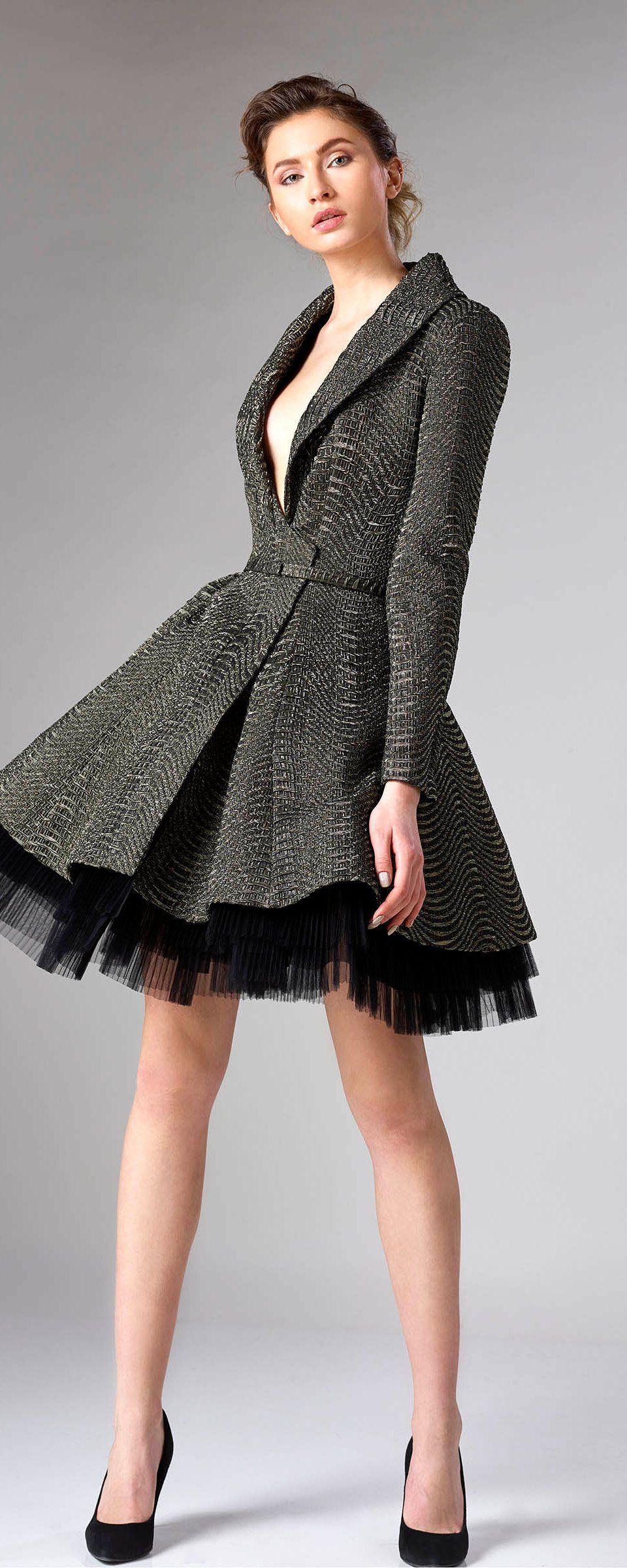 2019 Kış Elbise Moda Trendleri