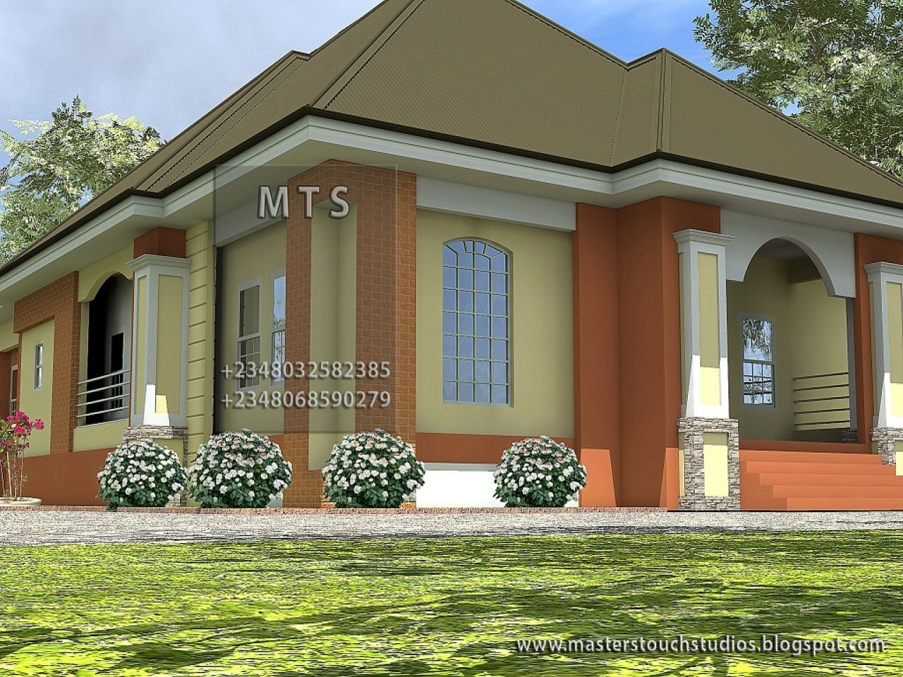 Icymi Modern Bungalow House Design Malaysia Quickbooksnumbers