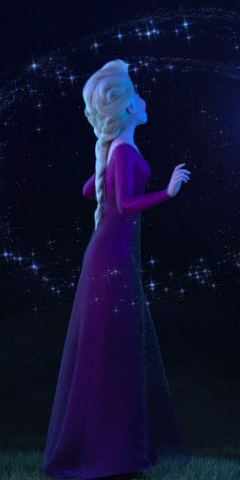 Frozen 2 Elsa braid side | Reine des neiges, Elsa, Reine