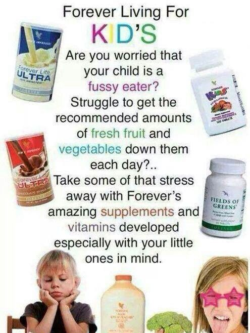 Kids Baby Good Health Order Online Now Worldwide Delivery Aloeaberdeen Aloevera Foreve Forever Living Products Vitamins For Kids Forever Living Aloe Vera