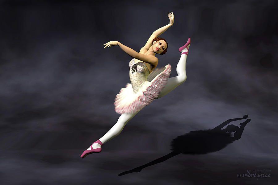 Poster-Prima Ballerina