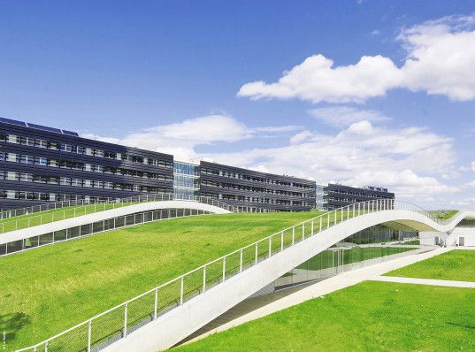 Best France Requires All New Buildings To Have Green Roofs Or 400 x 300