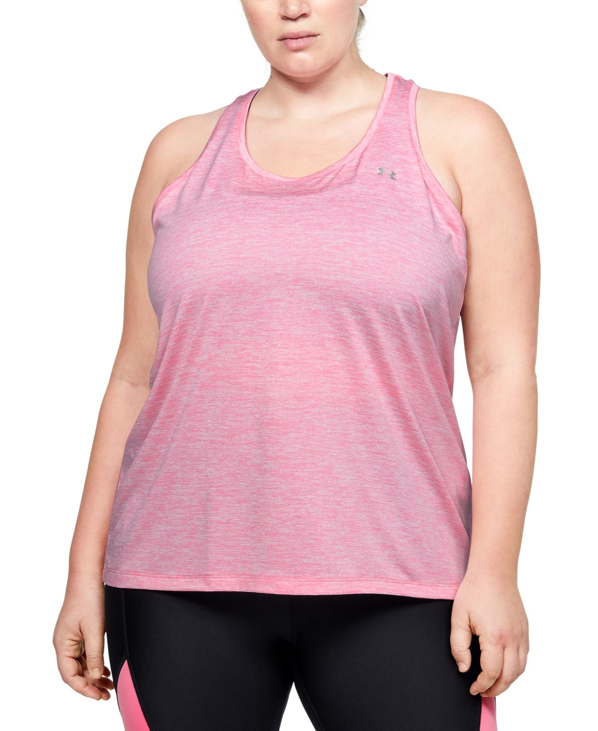 Photo of Under Armour Plus Size Active Tank Top & Reviews – Tops – Plus Sizes – Macy's