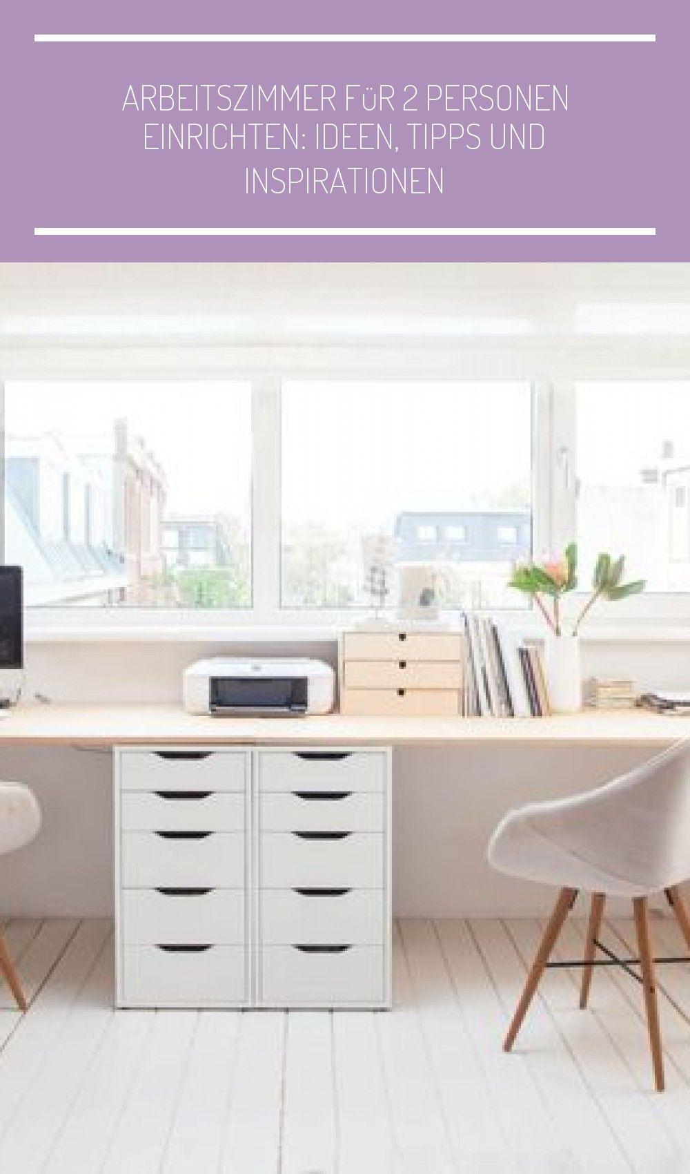 Arbeitszimmer Fur 2 Personen E In 2021 Inspiration Home Decor Motif Design