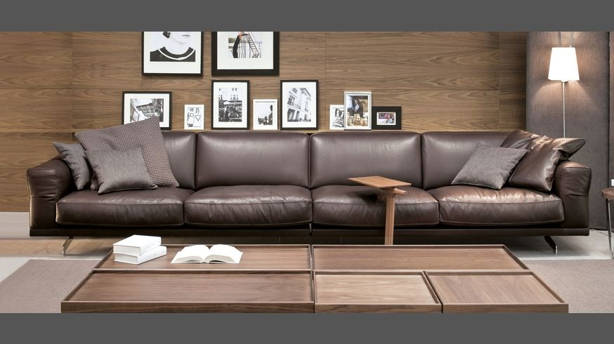 Attirant 470 Fancy Sofa   Modular Fabric Or Leather Sofa   Vibieffe